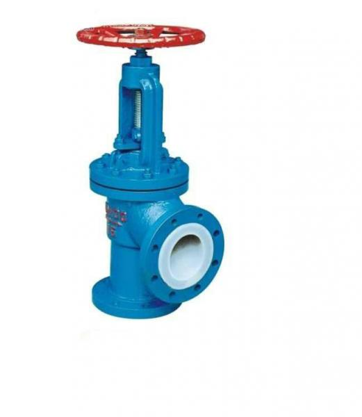 Quality Carbon Steel Globe Valve With 25mm-100mm Inside Nominal Diameter for sale