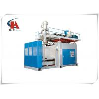 China HDPE Plastic Extrusion Blow Molding Machine Ensuring Bigger Clamp Force wholesale