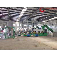 China 11kw Motor Plastic Film Extrusion Line Adjustable Sound Proofing Cover ABB wholesale