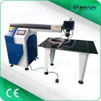 China Carbon Steel Channel Letter Gold Laser Welding Machine Three Phase 380V/ 50Hz on sale