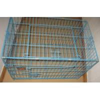 China Portable Metal Wire Dog Cage wholesale