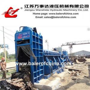 China Waste Used Car Shear Baler wholesale