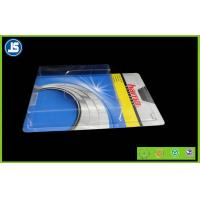 China Plastic PVC Clamshell Blister Packaging With Custom Logo Insert Card wholesale