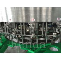 China Full Automatic Wine Bottle Beer Filling Machine For Beer Canning / Bottle Packaging wholesale