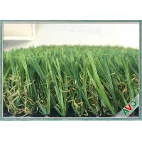 China Simulation Indoor Artificial Grass 12200 Dtex Green Color Indoor Fake Grass wholesale