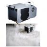 China 5.5L Oil Capacity Ground Fog Machine / 1200w Fog Machine DMX 512 And Remote Control wholesale