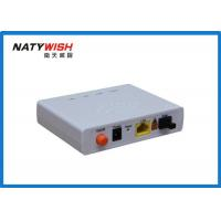 China Flexible Multipurpose FTTX Optical Network Terminal Upstream And Downstream 1.25G wholesale