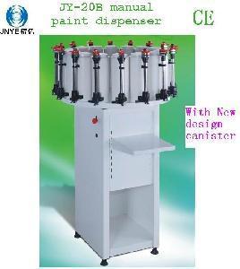 China Manual Chemical Tinting Machine on sale