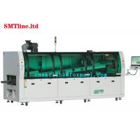 China Automatic SMT Wave Soldering Machine 3 Phase 5 Wire 380V For Led Lights Assembly wholesale