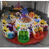 China Indoor / Outdoor Crazy Dance Ride Amusement Equipment Magic Lamp Ride wholesale