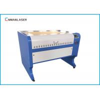 China Panel Signs 80W Co2 Laser Engraving Cutting Machine 1300*900 mm With Air Pump wholesale