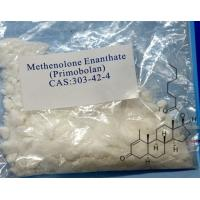 China 303-42-4 Primobolan Breast Cancer Steroids Methenolone Enanthate for Tablet Medicine wholesale