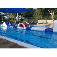 Buy cheap Ocean Or Sea Floating Inflatable Water Parks For Children With Digital Printing from wholesalers