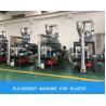 China PE PP PVC Pulverizer Machine For Powder , Mini Pulveriser Machine Disk Type wholesale