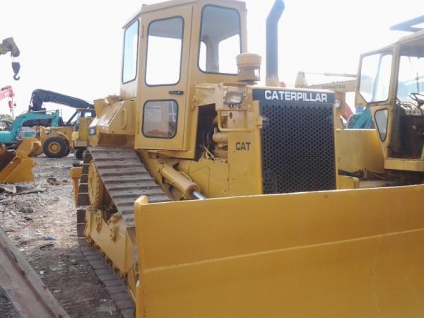 Quality D5H-II used bulldozer caterpillar africa dozer for sale