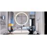 China Living room bath mirror led mirror hotel bedroom mirror wholesale