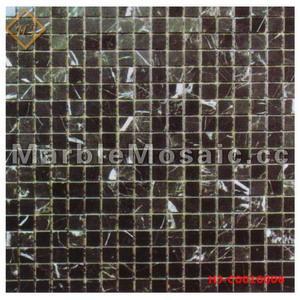 China marble mosaic flooring tile - [Good Quality] China mainland Yunfu HuanJian Stone Ltd. wholesale