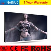 China 55 Inch Multi Screen Video Wall / Outdoor Multiple Advertising Lcd Video Wall wholesale
