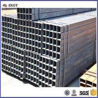China Professional supply gi square tube / gi hollw section / galvanized steel tube on sale