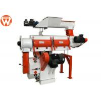 China 1.5 - 2.5 TPH Industrial Pellet Machine 22kw For Animal Feed Manufacturing wholesale