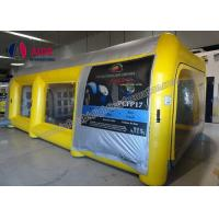 China Outdoor portable mini inflatable paint booth,inflatable spray paint tent for car from china  manufacture on sale