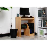 China Fancy Small Wooden Computer Desks For Home , Wood Office Furniture DX-2210 on sale