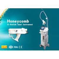 China Professional Q Switched Laser Tattoo Removal Machine With Ce Approved on sale