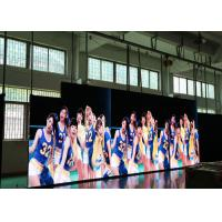 China 500mm * 500mm Indoor Rental LED Display P3 Event Stage LED Curtain Display wholesale