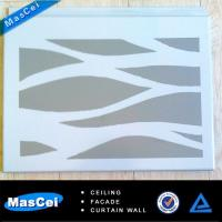 China Aluminum Ceiling Tiles and Aluminium Ceiling for Colored Suspended Ceiling Tiles on sale