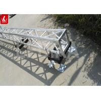 "China 6082-T6 Aluminum ""A"" 8 Meters Speaker Truss for Outdoor / Indoor Event wholesale"