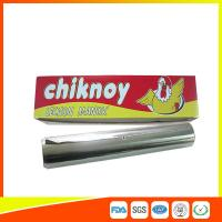 Eco Friendly Aluminium Foil Roll For Food Packaging Heat Resistant for sale