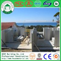 Prefab Insulated Wall Panels 38dB-46dB , Durable Exterior Concrete Wall Panels