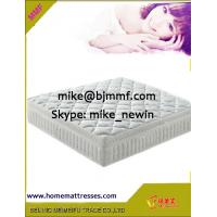 China Euro Top Coconut Fiber Pocket Spring Mattresses wholesale