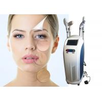 China Multi Function IPL Laser Hair Removal Machine Skin Lifting 2200W Power 10MHz RF Frequency wholesale