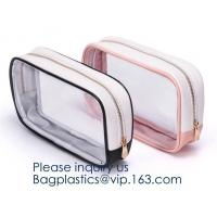 China Zippered Carry on Toiletry Bag Quart Luggage Pouch Travel Wash Bag Accessories Organizer Bag Set for Women Men Vacation wholesale