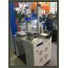 China las máquinas de la marca del laser de la fibra 50w para el caso del iphone y el logotipo de la cubierta del teléfono imprimen wholesale