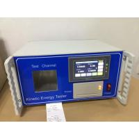 China Kinetic Energy Toys Testing Equipment For Laboratory / Projectile Velocity Tester wholesale