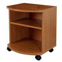China Movable Bedroom Night StandsParticle Board , Contemporary Bedside TablesFor Tighter Spaces wholesale