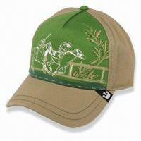 China Promotional Caps, Available in Different Colors wholesale