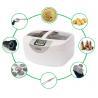China JP-4820 Household Ultrasonic Cleaner for brass , 40KHz 2.5 Liter Ultrasonic Cleaner heating function wholesale