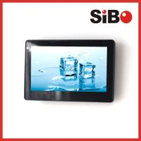 "7"" Wall Surface Mount Industrial Touch Tablet With PoE Temperature Sensor"