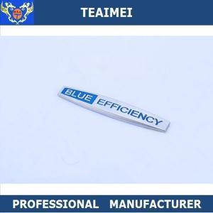 China High Temperature Resistant Car Side Fender Badges Automobile Emblems Logos wholesale