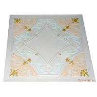 China cheap ceiling board  PVC gypsum tiles on sale