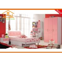 China Natural colorful bunk bed for kids use bedroom Colorful design comfortable kid's bedroom wholesale