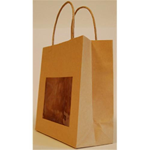 Paper Bag Kraft Window Images