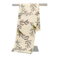 China Custom Kitchen Tea Towels 100 Cotton Dish Towels With Silk Screen Printing wholesale