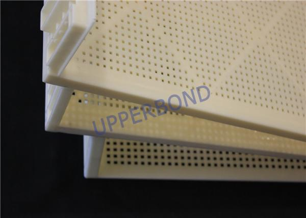 Quality Tobacco Packing Cigarette Loading Tray Professional High Fracture Strength for sale