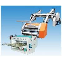 China Single Facer Corrugation Line, Mill Roll Stand + Single Facer + Rotary Cutter wholesale
