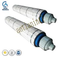 Buy cheap Breast roll, for Cylinder paper machine/Spare parts for paper machine,a wide from wholesalers