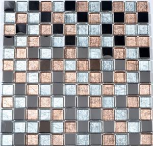China Mixed color family bathroom glass border tiles kitchen wall tiles border wholesale